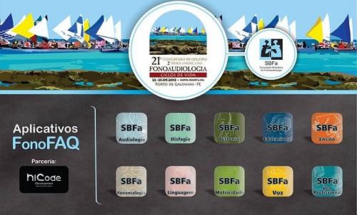 SBFa lança dez aplicativos gratuitos para Fonoaudiologia